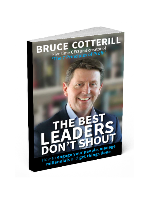 The Best Leaders Don't Shout