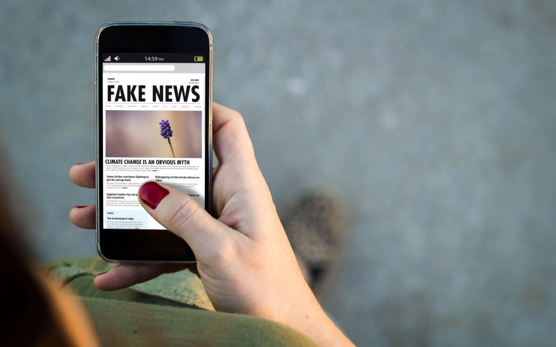 Social Media Bringing Fake News To A Screen Near You