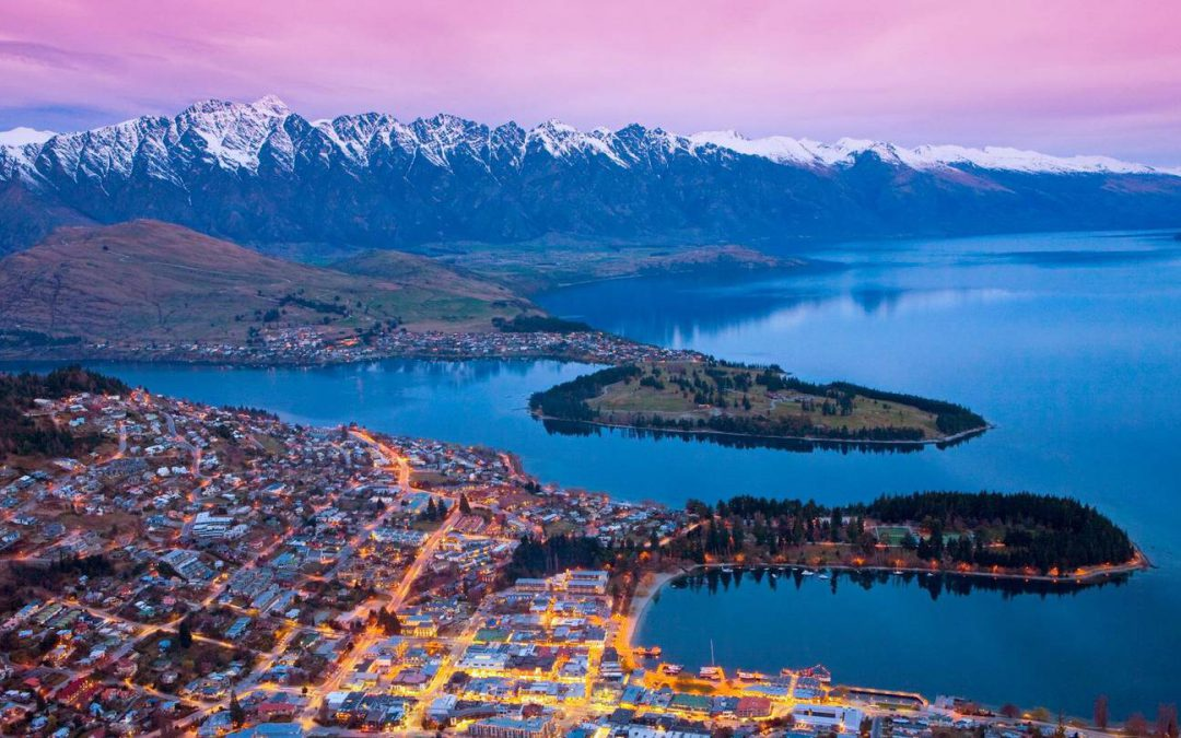 Message to Queenstown – learn how to hustle
